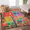 OmegaSpeaker-Christmas Gift Music Rug - Gift - Home Decor