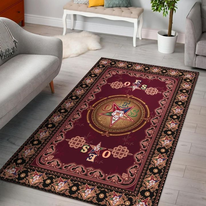 OmegaSpeaker-Christmas Gift Freemason RUG GIFT - HOME DECOR
