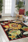 OmegaSpeaker-Christmas Gift Fantasy Flower Rug GIFT - HOME DECOR