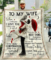 Omegaspeaker-Blanket-Wife-My Happy Ending-Love You