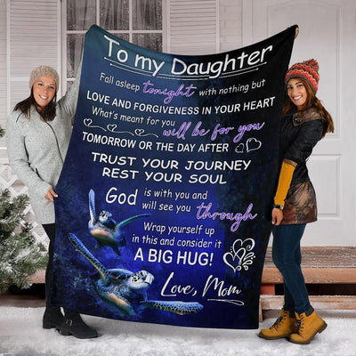 Omegaspeaker - Christmas Gift Idea-For my Daughter, Animal Blanket BP