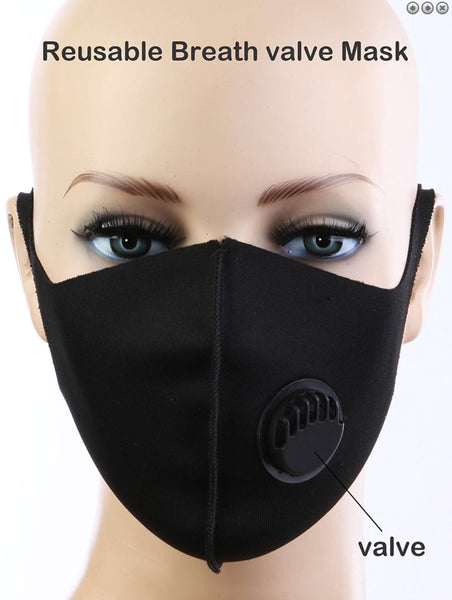 Ashley Cloth Respirator Face Mask