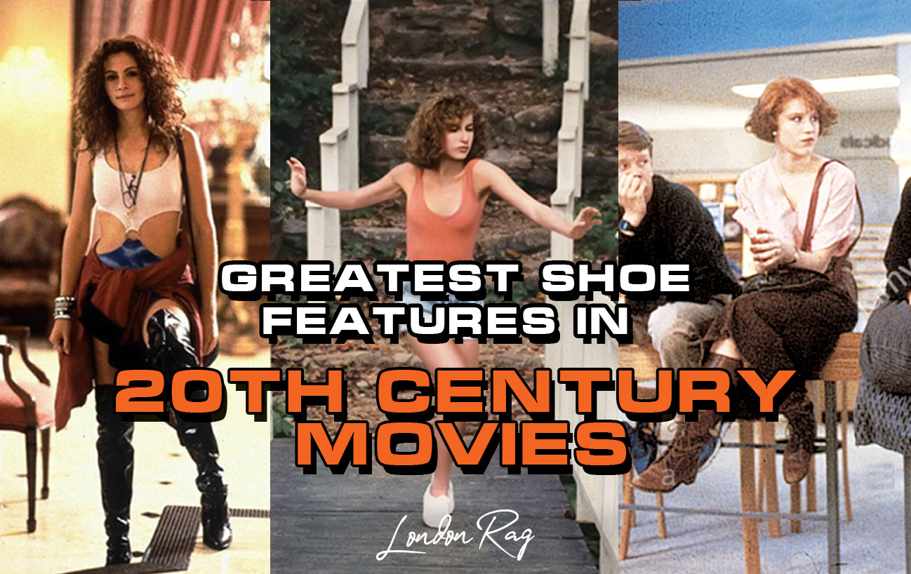 Greatest Shoes Features in Movie History