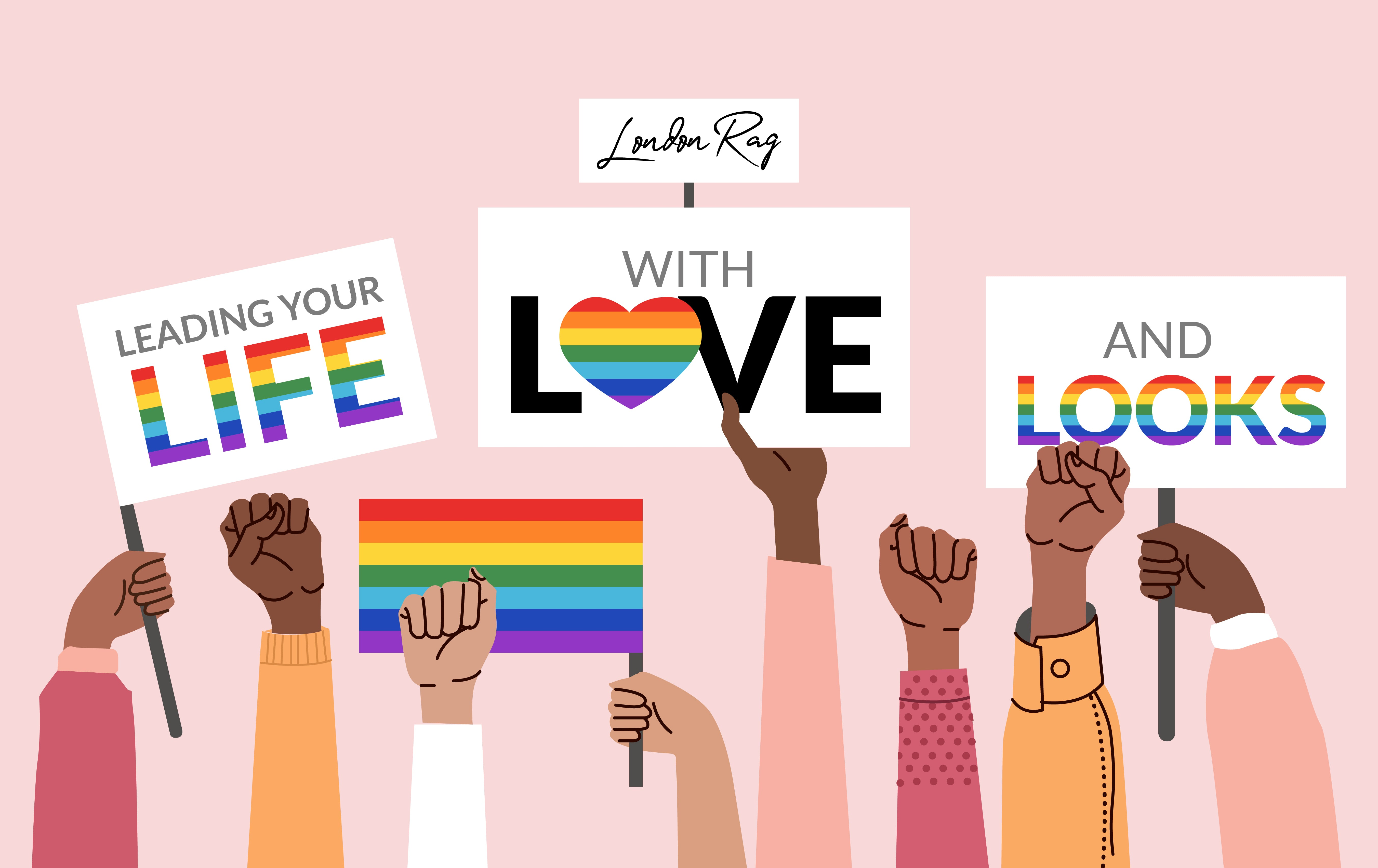 Pride Month: Leading Your Life with Love and Looks