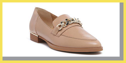 POLA FORMAL LEATHER LOAFERS