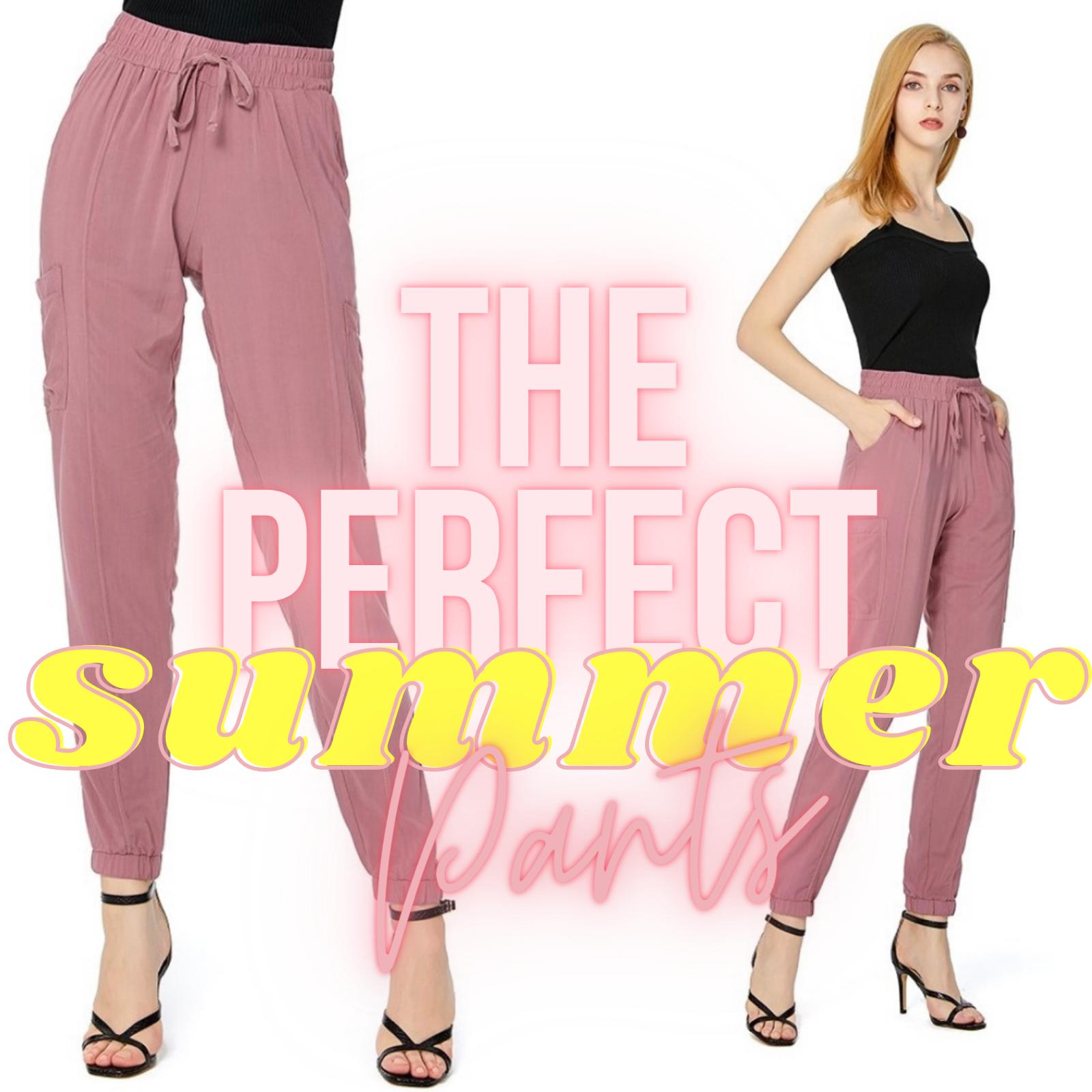 The Perfect Pants for Summer