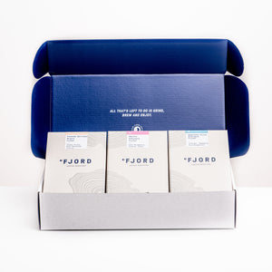 Fjord Coffee Taster Box Set