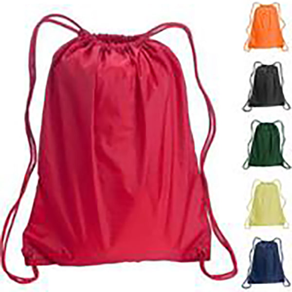 Drawstring bag with Official US OPEN Logo your choose from 7 colors