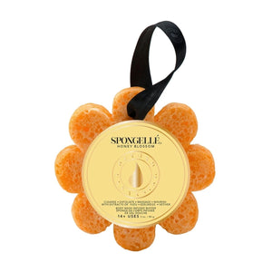 Spongellé Wild Flower Bath Sponge: Honey Blossom