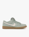 Nike SB Dunk Low Pro Skate Shoes - Jade Horizon/Pale Ivory