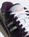 Adidas x Heitor Forum 84 Low ADV- Noble Purple/ Core Black/ White