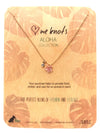 "Mother of Pearl ""Plumeria"" (Aloha Collection)"