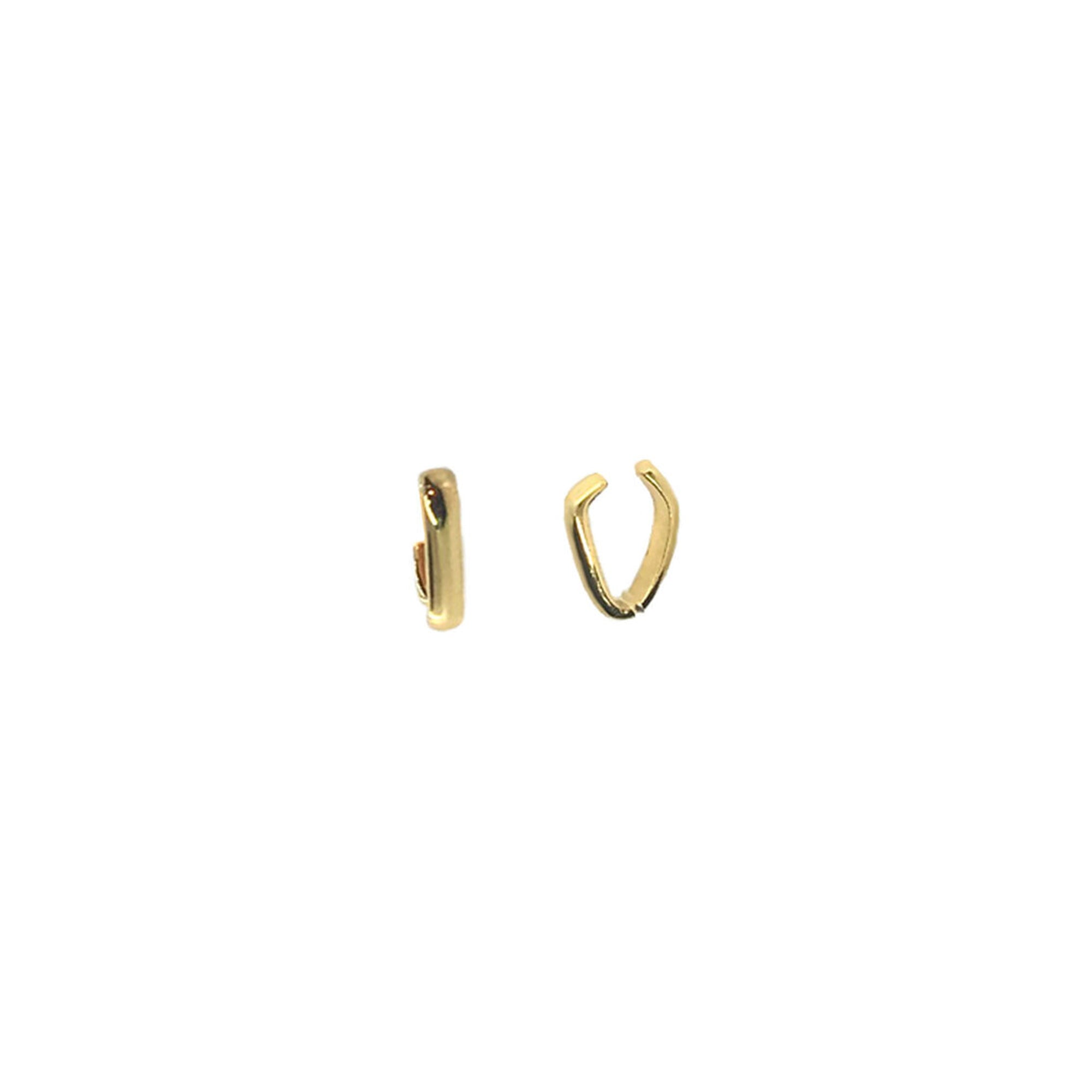 Gold Member Thick Cuff