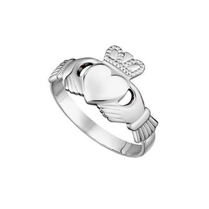Maids Claddagh Ring