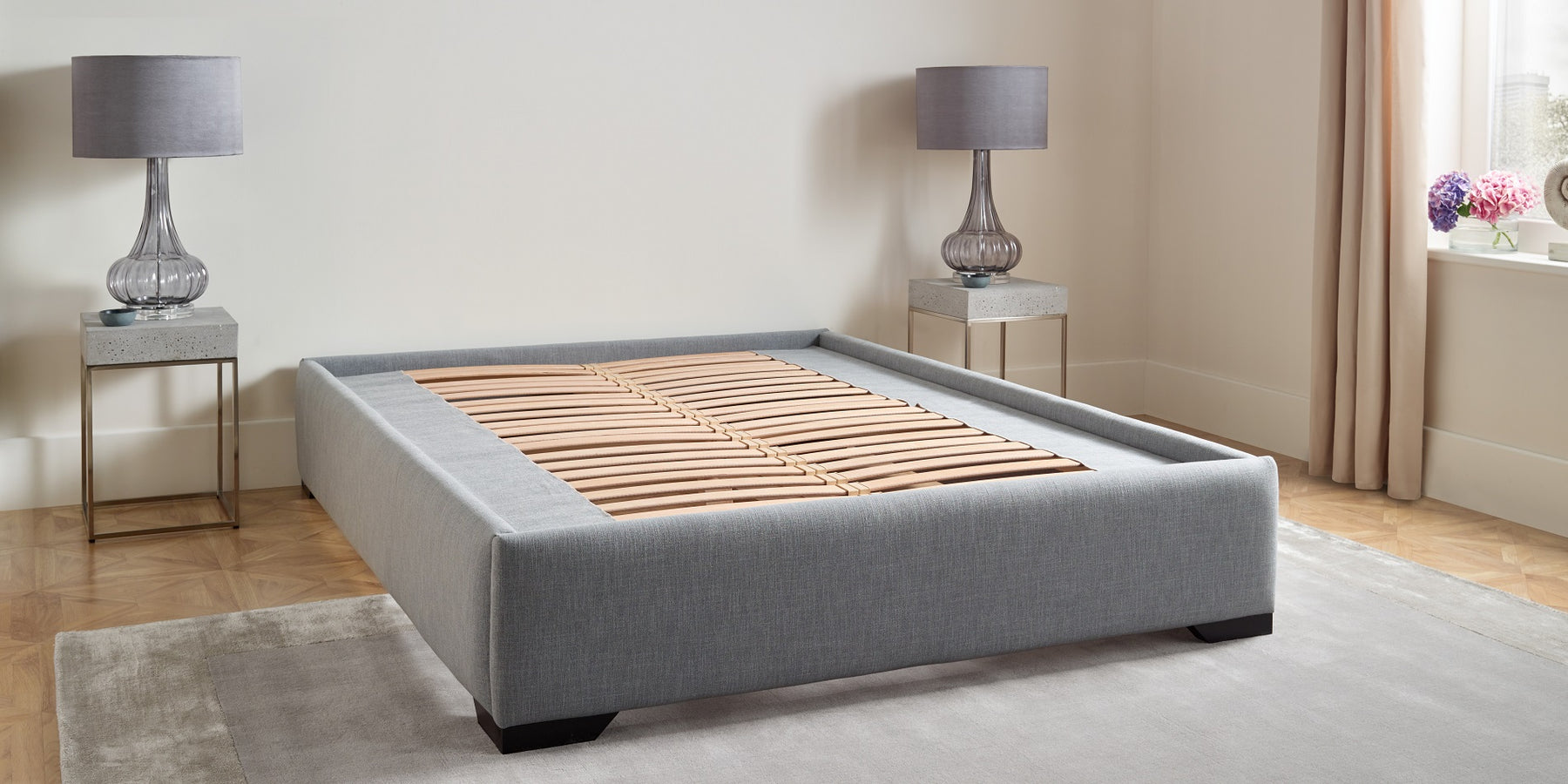 Fixing A Bed With Slats