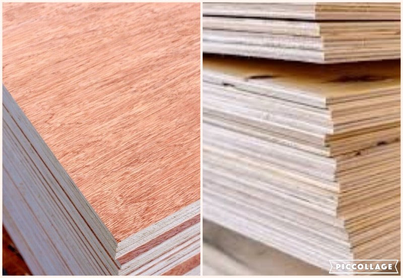 Plywood Sheets Exterior Hardwood WBP BB/FSC 12mm 2440mm x 1220mm (8' x 4')