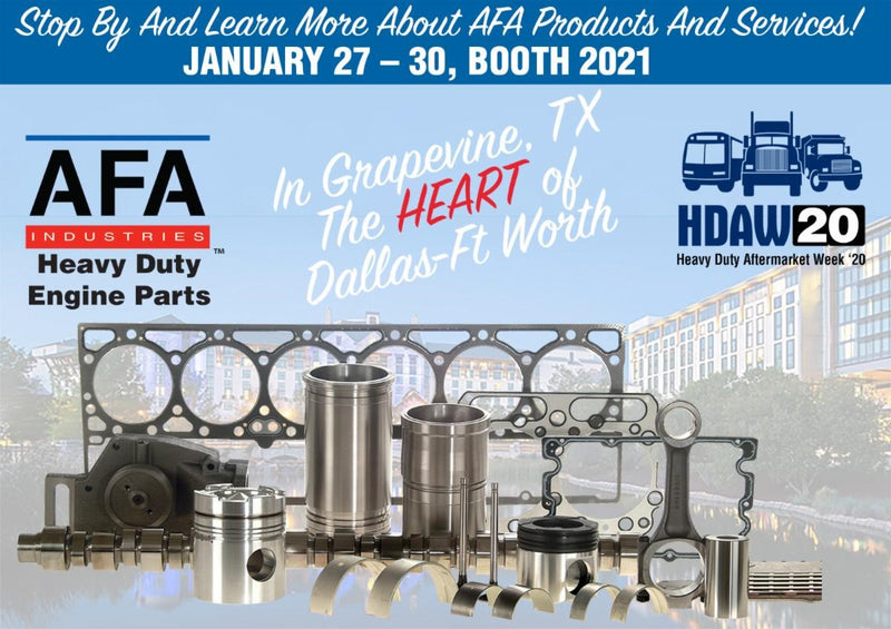 Heavy-Duty Aftermarket Week '20
