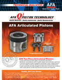 AFA Industries Articulated Pistons