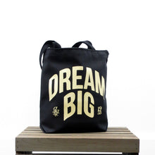 Load image into Gallery viewer, Dream Big Canvas Tote