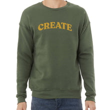 Load image into Gallery viewer, Create Crewneck