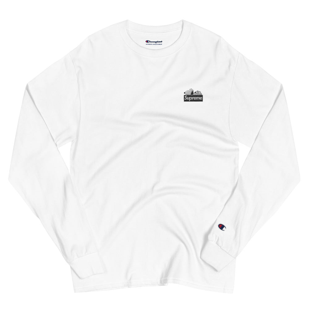 Snoopy Champion Long Sleeve