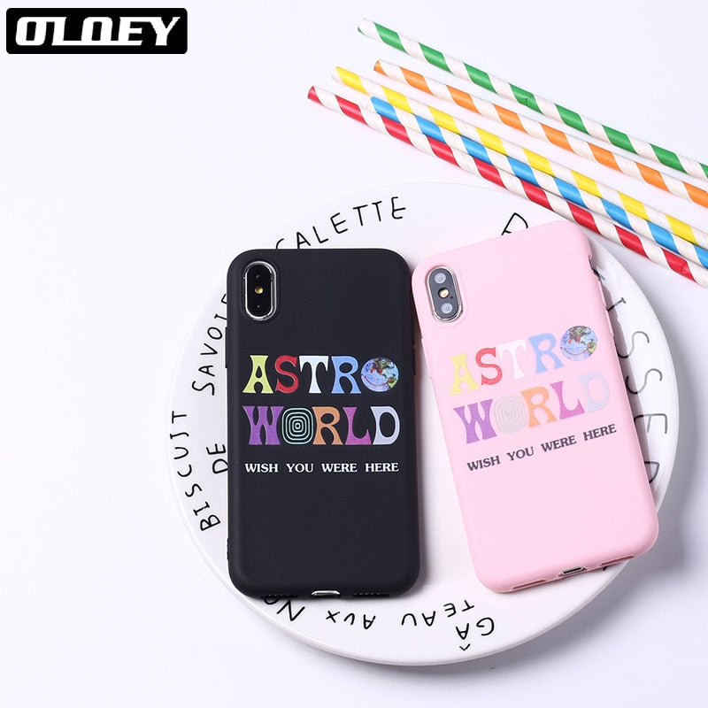 Astroworld Phone Cases