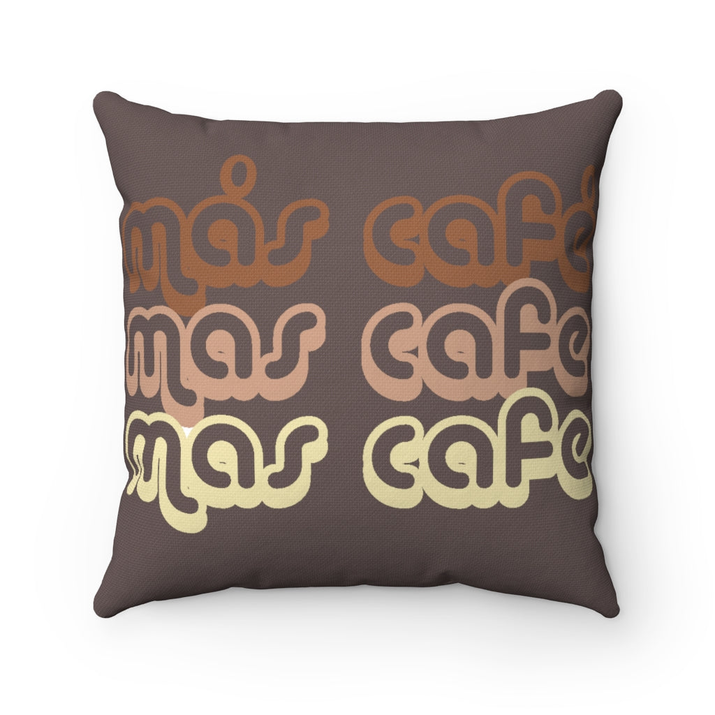 MAS CAFE Pillow Case