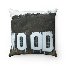 Load image into Gallery viewer, HOLLYWOODLAND Pillow