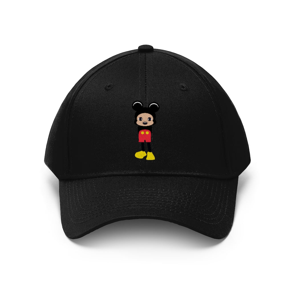 MIKE M. Twill Hat