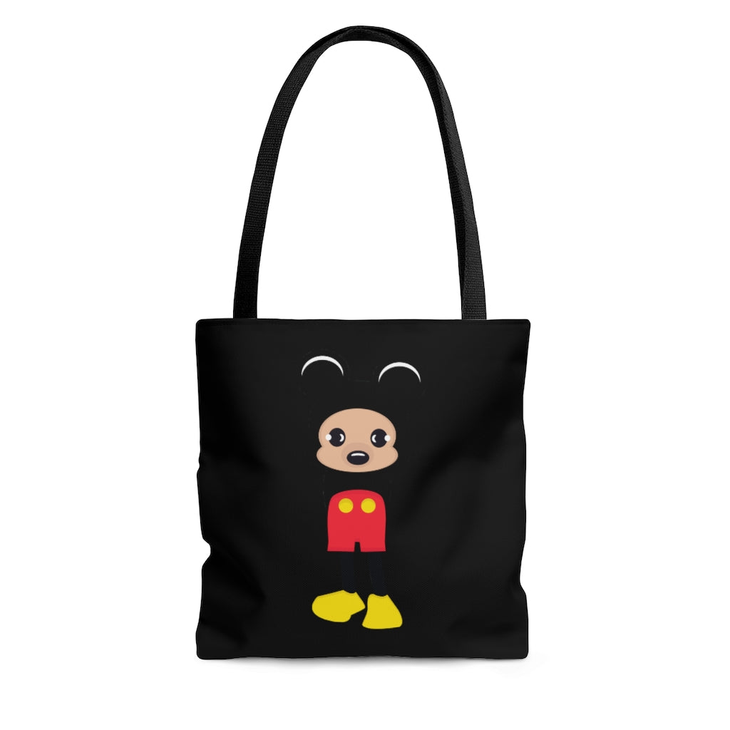 MIKE M. Tote Bag