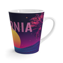 Load image into Gallery viewer, CALIFORNIA Latte Mug