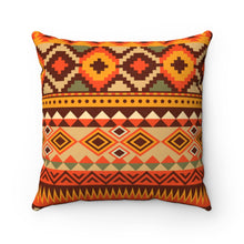 Load image into Gallery viewer, DESCANSO Faux Suede Pillow