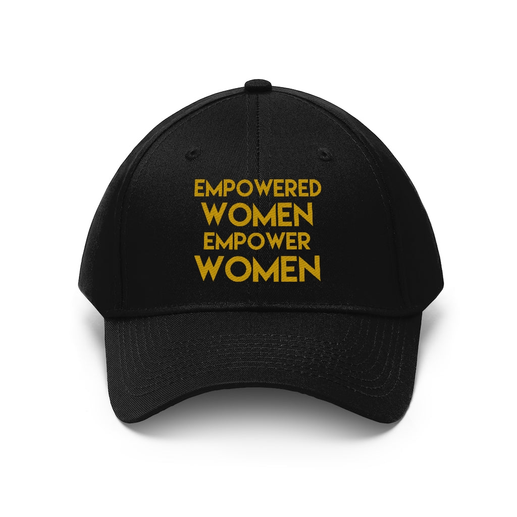 EMPOWERED Twill Hat