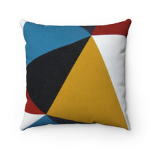 Load image into Gallery viewer, GEO Faux Suede Pillow
