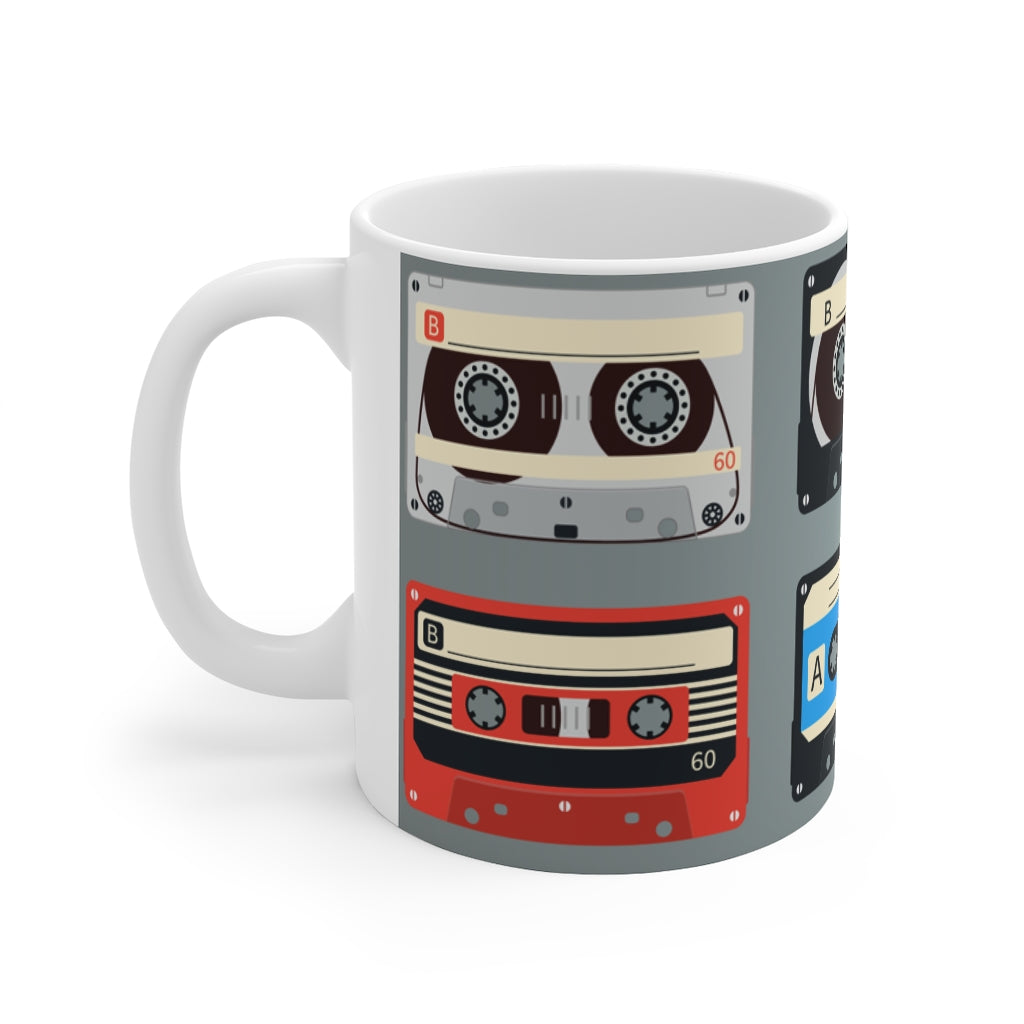 PRESS PLAY Mug 11oz