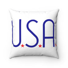 Load image into Gallery viewer, USA Pillow