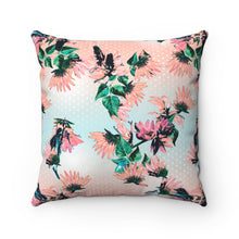 Load image into Gallery viewer, WILD BLOSSOM Pillow