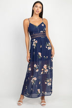 Load image into Gallery viewer, ARIZONA Floral Lace Maxi Dress