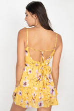 Load image into Gallery viewer, PENSACOLA Floral Mini Dress