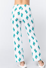 Load image into Gallery viewer, BLOSSOM Cactus Print Cotton Pajama
