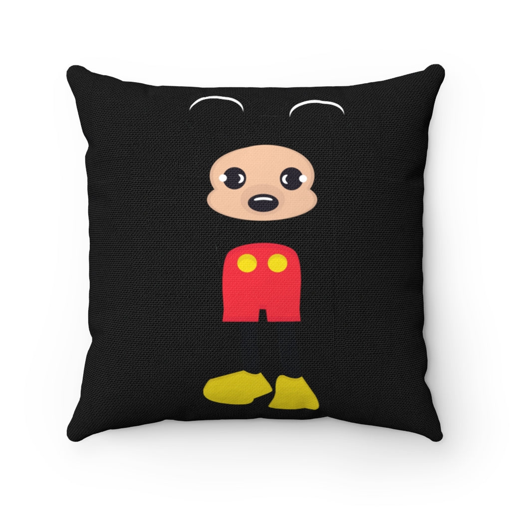 MIKE M. Pillow