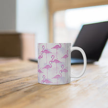 Load image into Gallery viewer, FLAMINGO 11oz Mug