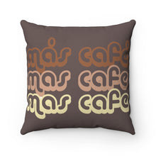 Load image into Gallery viewer, MAS CAFE Pillow