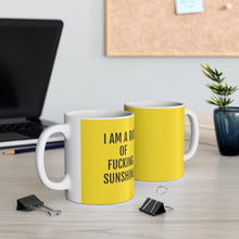 Load image into Gallery viewer, SUNSHINE Mug 11oz