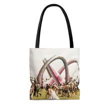 Load image into Gallery viewer, BEAM ME UP Tote Bag
