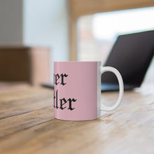 Load image into Gallery viewer, MOTHER HUSTLER Mug 11oz
