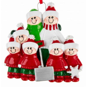 Snow Shovel Family 7