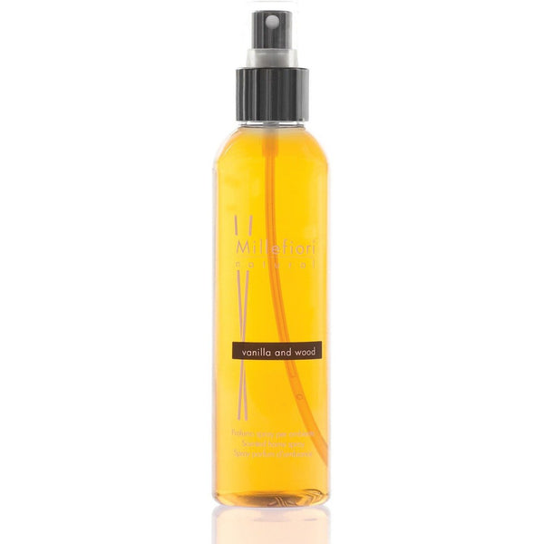 Scented Room Spray 150ml - Vanilla & Wood