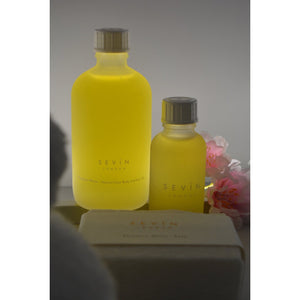 Porcelain White Face, Body & Hair Oil 100ml