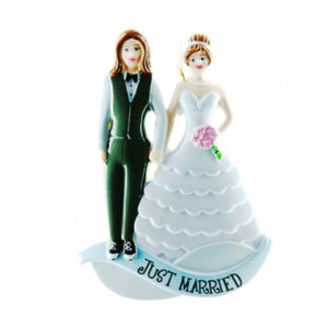 Mrs & Mrs Decoration 2